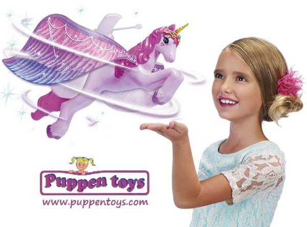 Magical Flying Unicorn Flutterbye Bizak