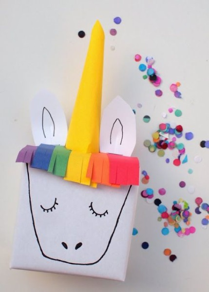 Unicorn Gift Box Ideas