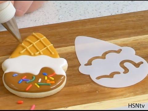 Make Designer Cookies Using Sweet Sugarbelle Cookie Cutter System