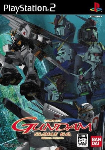 Mobile Suit Gundam  Climax U C  (game)