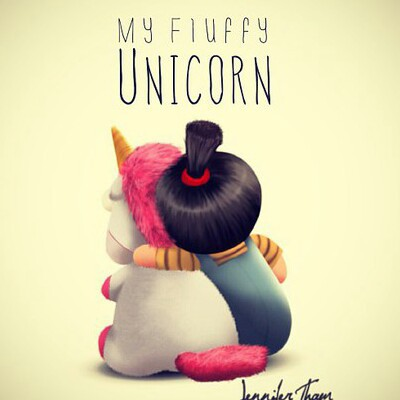 My Fluffy Unicorn Uploaded By Florence On We Heart It
