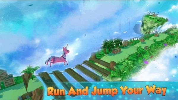 My Little Unicorn Run