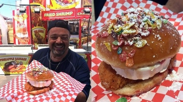 Oc Fair 2017  Quirky Foods Aplenty