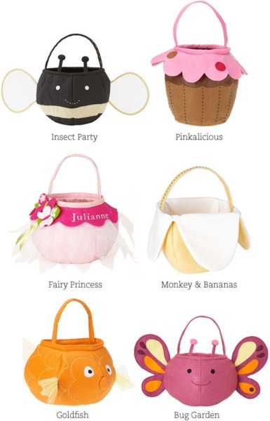 Party Favor Bags From Pottery Barn