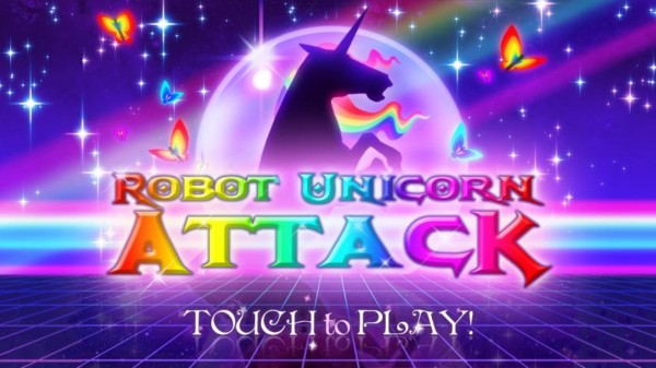 Pitching) Robot Unicorn Attack The Movie