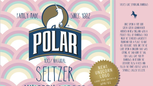 Polar Seltzer's New Limited Edition Flavor Supposedly Tastes Like