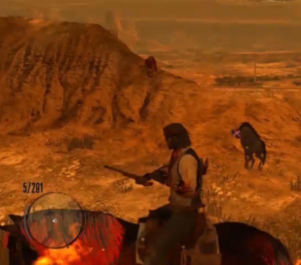 Red Dead Redemption  Undead Nightmare Chupacabra Location Guide