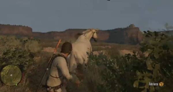 Red Dead Redemption  Undead Nightmare Unicorn Location Guide (xbox