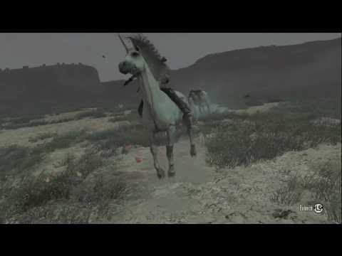 Red Dead Redemption Undead Nightmares  Chupacabra & Unicorn