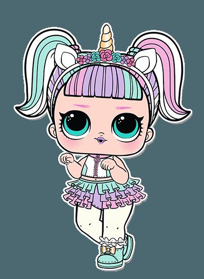 Resultado De Imagen Para Lol Doll Unicorn