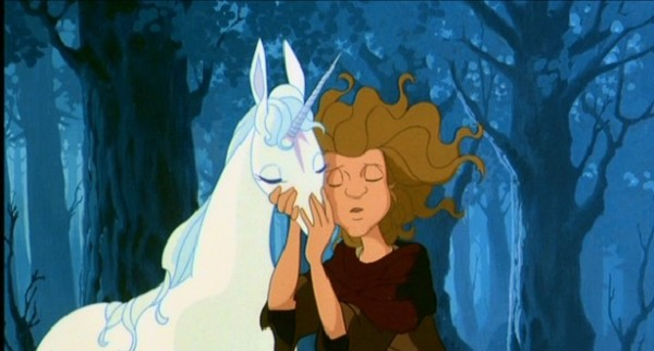 The Last Unicorn Memorabilia