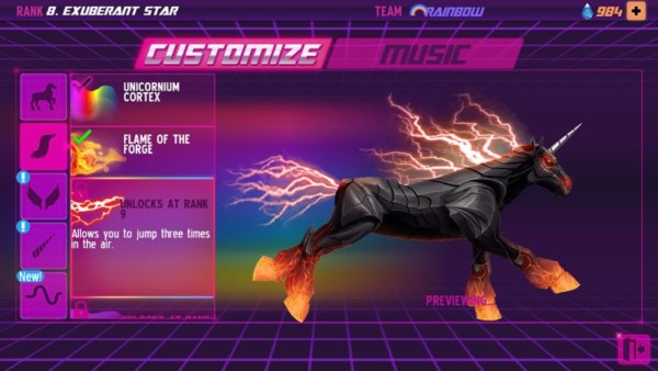 Robot Unicorn Attack 2, A New Sensational Game