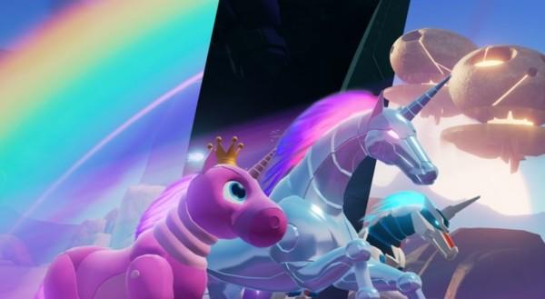 Robot Unicorn Attack 3 Begins Pre