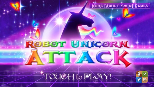 Robot Unicorn Attack On The App Store