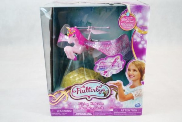 Sparkly Fairy Horse With Wings Flutterbye Flying Unicorn Flies