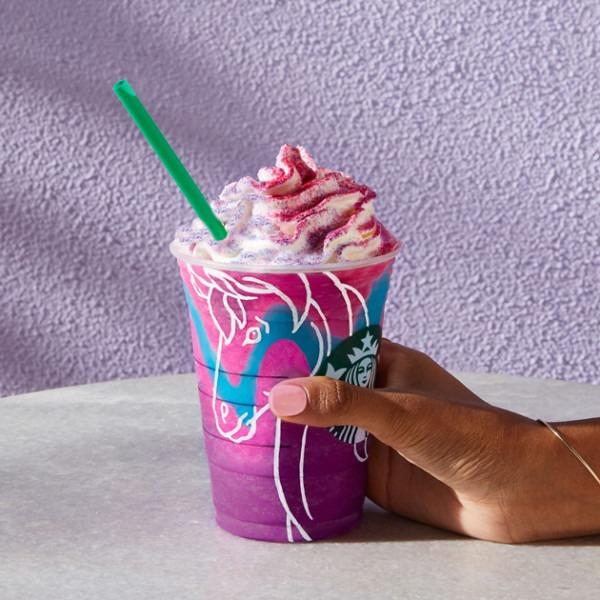 Starbucks Unicorn Frappuccino Has More Sugar Than A Coke