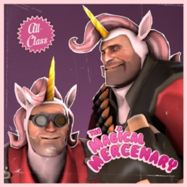 The Magical Mercenary
