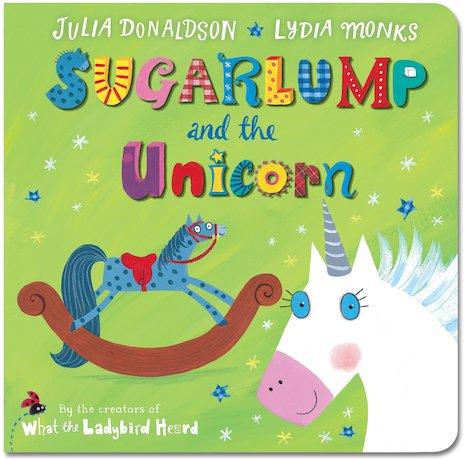 Sugarlump And The Unicorn (board Book)