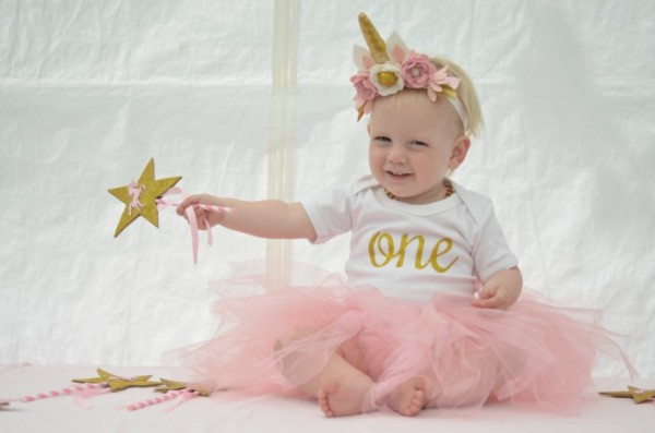 The Adventure Of Parenthood  A Unicorn Themed First Birthday Party