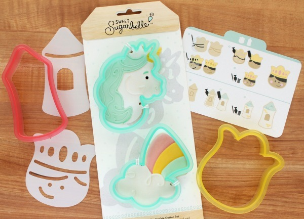 The Sweet Sugarbelle Shape Shifter Cookie Decorating Set – The