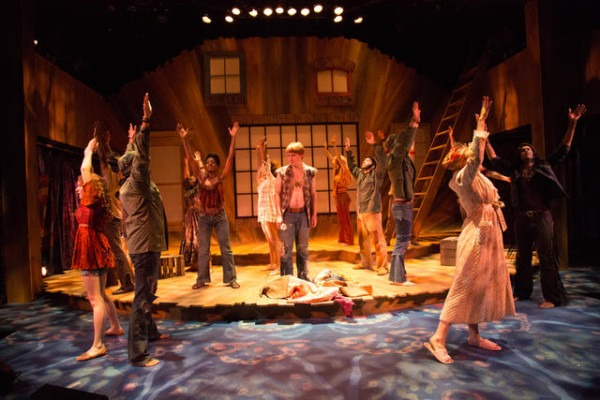 Theatre Review  A Safe Revival Of 'hair' At The Unicorn