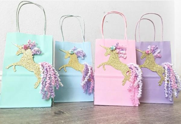 Unicorn Bridal Shower,unicorn,unicorn Gift Bags,unicorn Baby