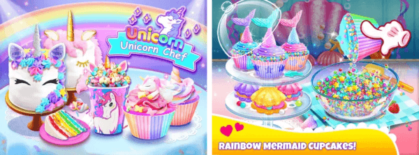 Unicorn Chef  Free & Fun Cooking Games For Girls Apk Download