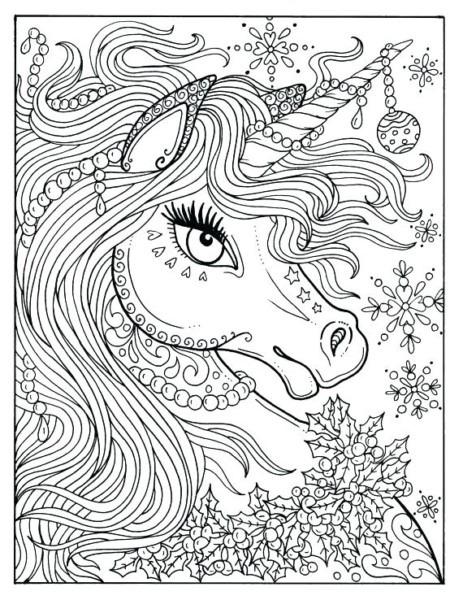 Unicorn Coloring Games For Free Unique Pages Unicorns Expert