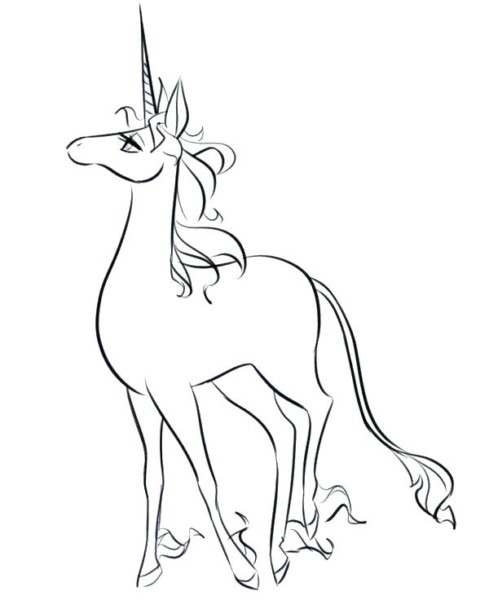 Unicorn Coloring Games The Last Pages Or Image Result For A P