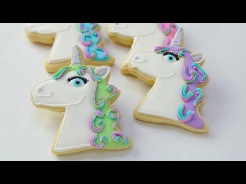 Unicorn Cookies, Haniela's