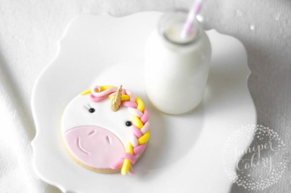 Unicorn Cookies Tutorial  Make Cute Unicorn Sugar Cookies