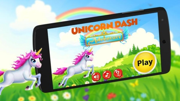 Unicorn Dash Adventure Game For Android