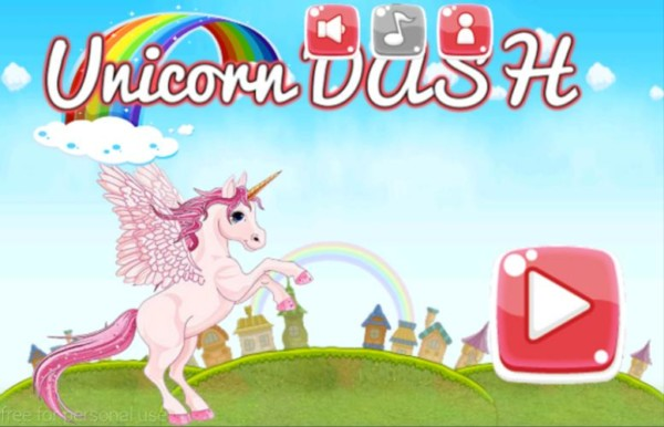 Unicorn Dash Magical Adventures 🐎 For Android