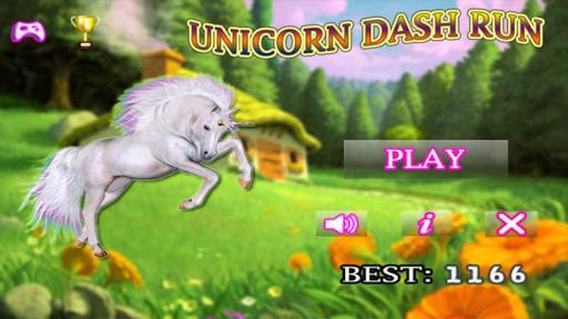 Unicorn Dash Run 1 1 Screenshots