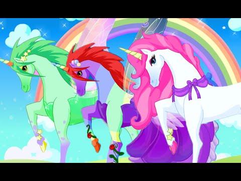 Unicorn Dress Up Games Movie