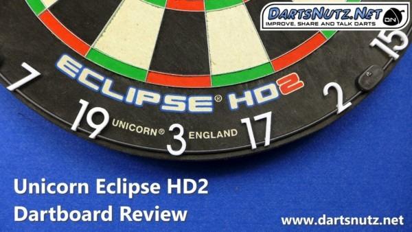 Unicorn Eclipse Pro 2 Dartboard Weihnachtsgeschenke