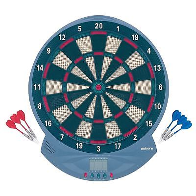 Unicorn Electronic Soft Tip Dart Board With 2 Sets Of Darts And