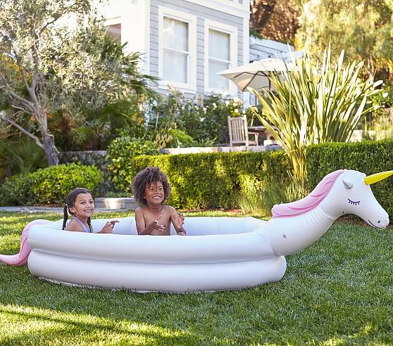 Unicorn Inflatable Pool