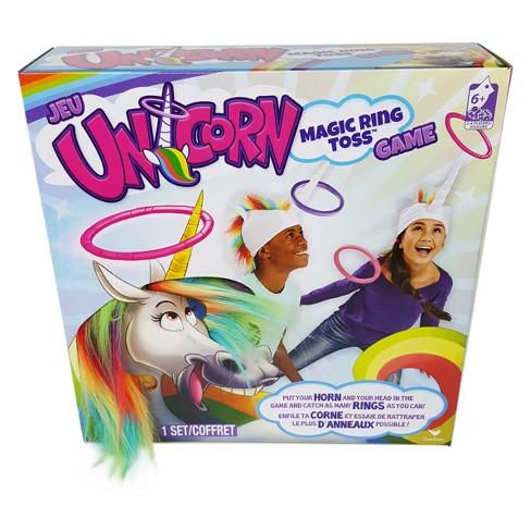 Unicorn Magic Ring Toss™ Game   Target