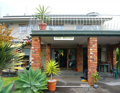 Unicorn Motel Auckland, Destination_name