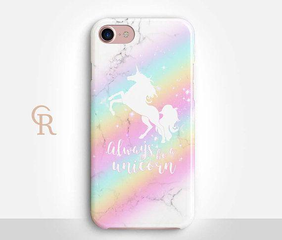 Unicorn Phone Case For Iphone 8 Iphone 8 Plus Iphone X Phone 7