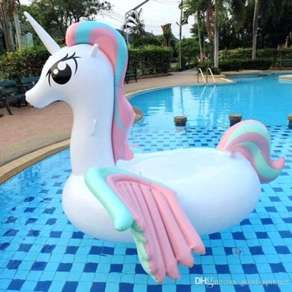 Unicorn Pool Inflatable Inflatable Unicorn Giant Pool Float