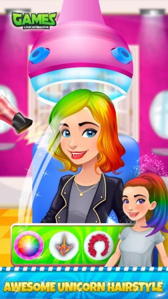 Unicorn Rainbow Glitter