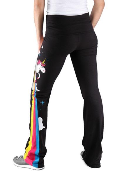 Unicorn Yoga Pants