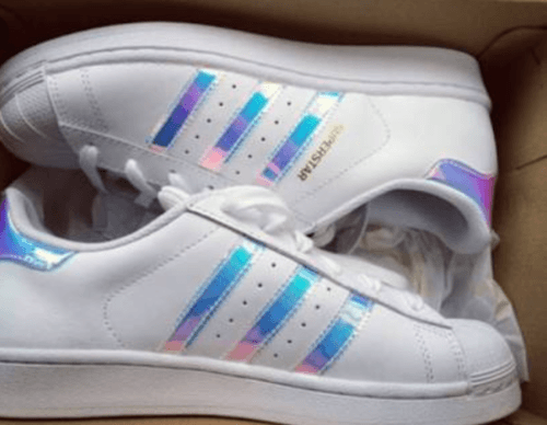 Unicorn Skin Adidas Shoes Discovered By Dangerous Woman