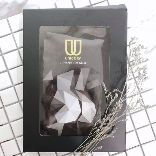 Unicorn Skincare's Buttocks Lift Mask