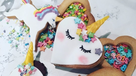 Unicorns Are Taking Over The Cookery World!