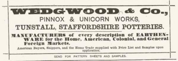 Wedgwood & Co (ltd)