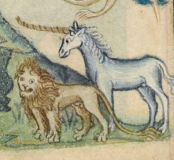 What Is A Unicorn's Horn Called