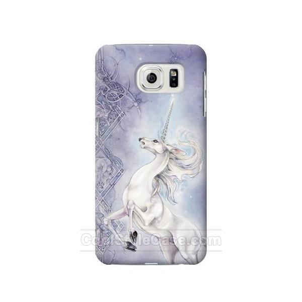 White Horse Unicorn Samsung Galaxy S7 Edge Case Now S7e Limited